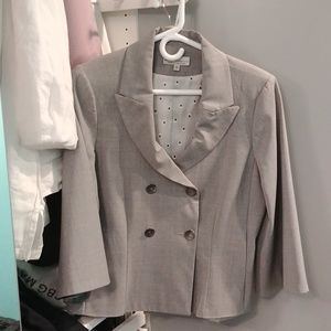 Stanning Marisa Minicicci blazer size 8